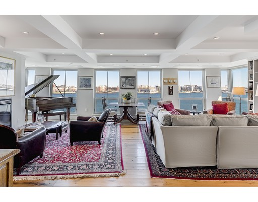 4 Battery Wharf, Unit 4611, Boston, MA 02109
