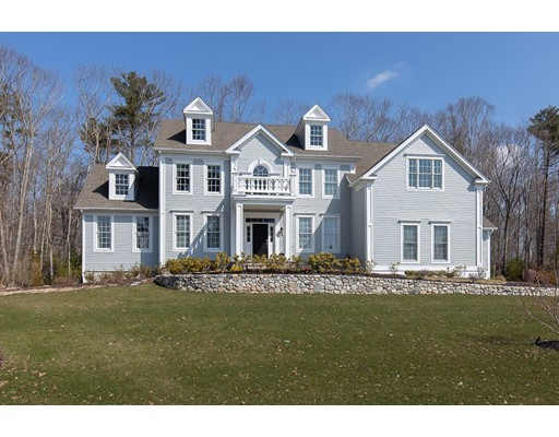 1 Curtis Farm Road, Norwell, MA