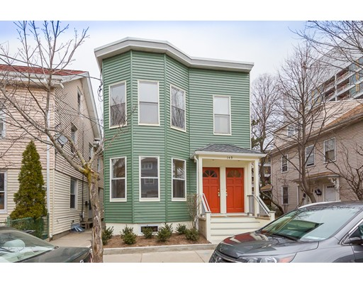 149 Hamilton Stret, Cambridge, MA 02139