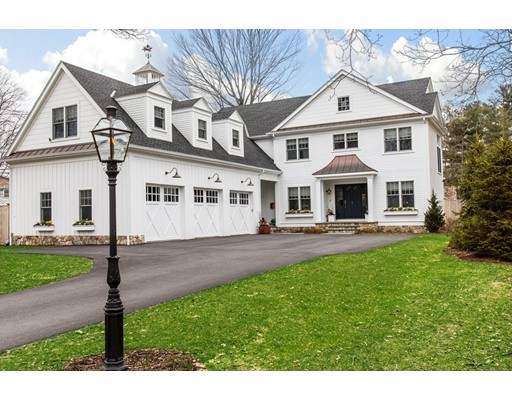 2 Southgate Road, Wellesley, MA