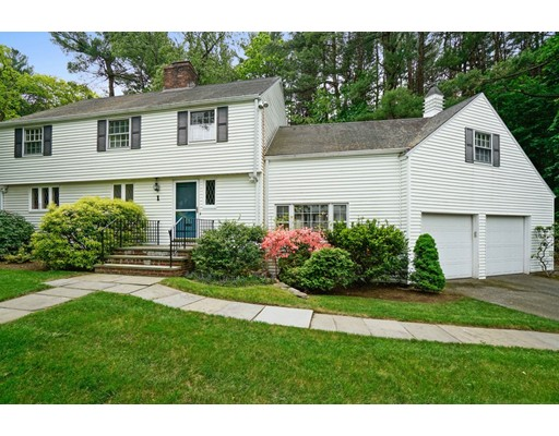 1 Chatham Road, Newton, MA