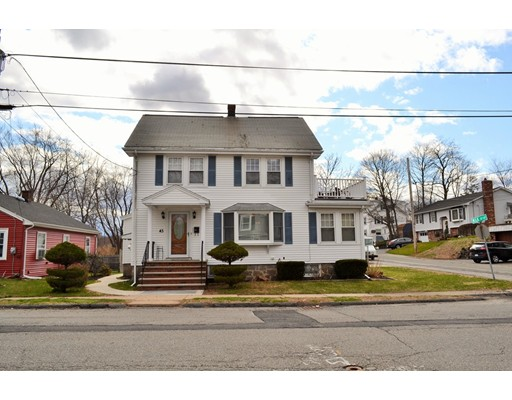 43 Clement Avenue, Peabody, MA