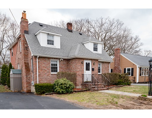 46 Ames Street, Quincy, MA