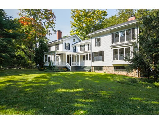 37 Bedford Road, Lincoln, MA