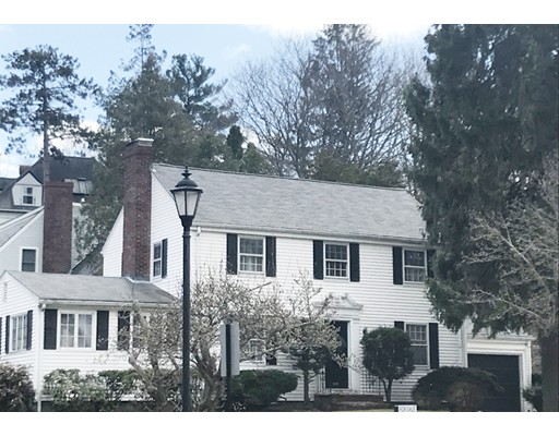 1 Longfellow Road, Wellesley, MA