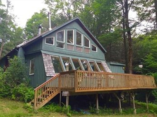 23 Mountain View Dr, Charlemont, MA<br>$174,900.00<br>5 Acres, 2 Bedrooms