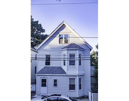Nira Avenue, Boston, MA 02130