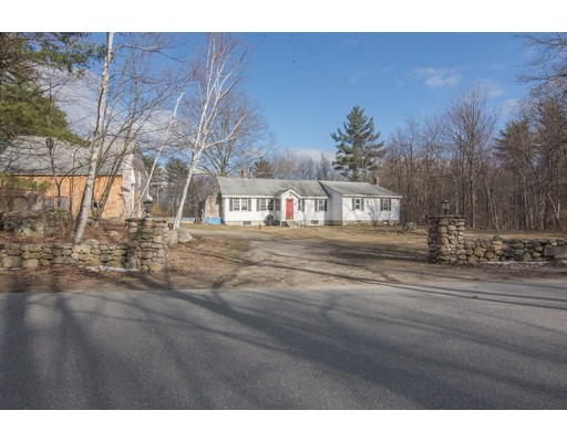 163 Barker Hill Road, Townsend, MA