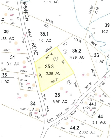 Lot 3 New Ipswich Road, Ashby, MA, 01431, Ashby Home For Sale