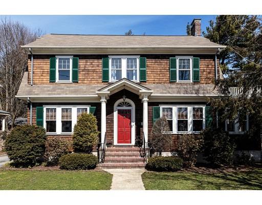72 Long Avenue, Belmont, MA