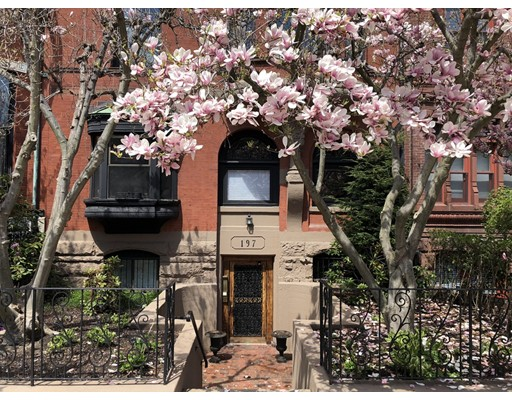 197 Commonwealth Avenue, Boston, MA 02116