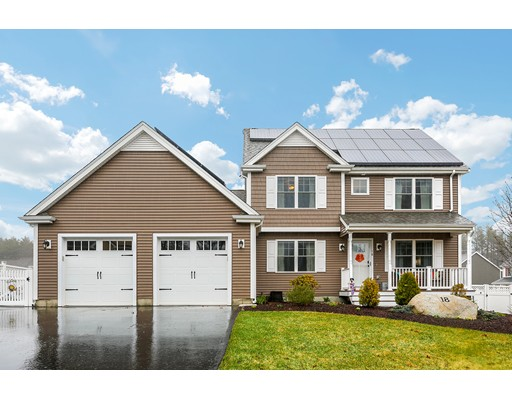 18 Corn Mill Way, Rockland, MA