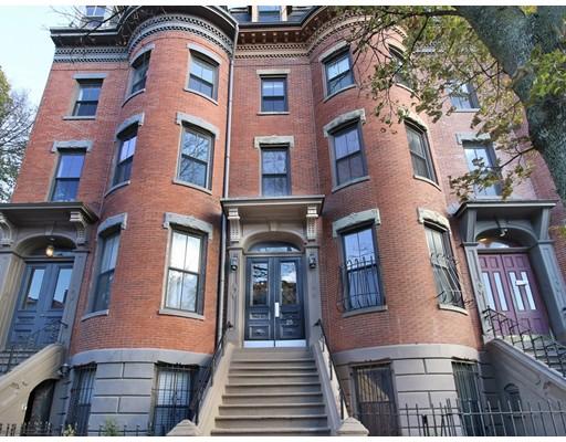 25 Dartmouth Street, Boston, MA 02116