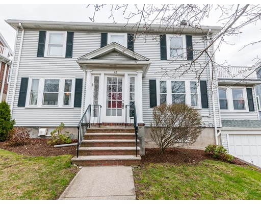 18 Lovell Road, Watertown, MA
