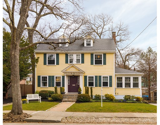 60 Fisher Avenue, Newton, MA