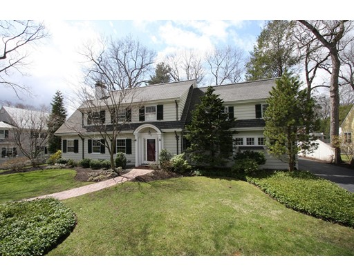 33 Damien Road, Wellesley, MA