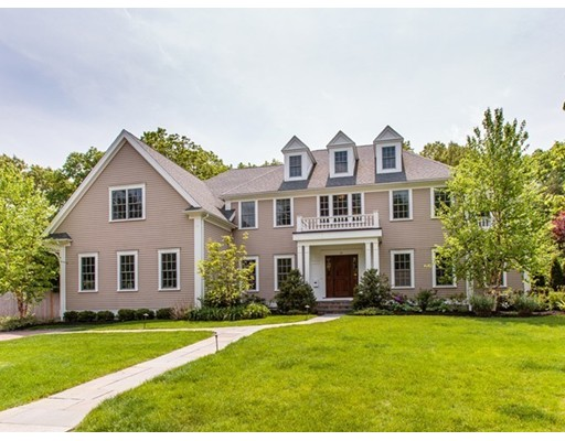 14 Wynnewood Road, Wellesley, MA