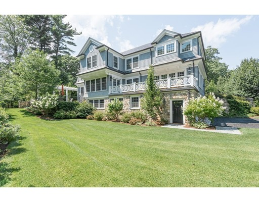 40 Radcliffe Road, Weston, MA