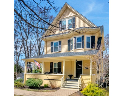 211 Highland Avenue, Winchester, MA