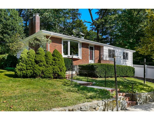 56 Oakland Road, Brookline, MA