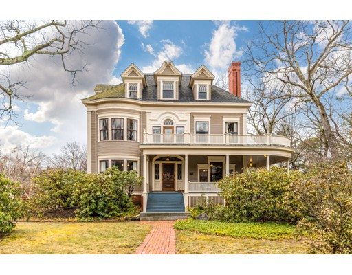 22 Parker Road, Wakefield, MA