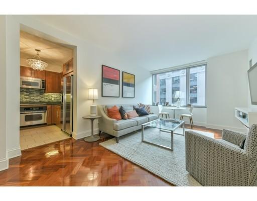 1 Charles St S #501 Floor 5