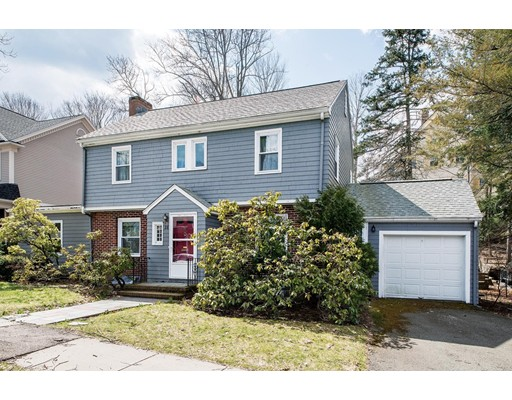28 Cushing Road, Brookline, MA