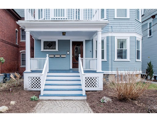 21 Searle Avenue, Brookline, MA 02445