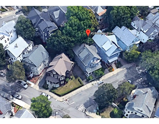 45 Robinson Street, Somerville, MA