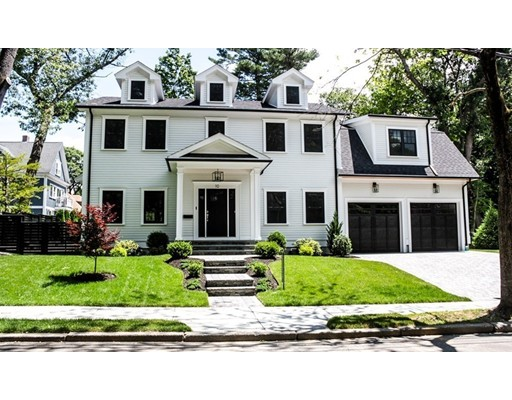 10 Baker Place, Newton, MA