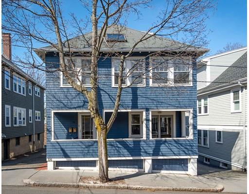 56 Linden Street, Brookline, MA 02445