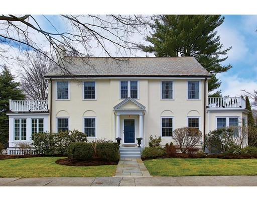 11 Vineyard Road, Newton, MA