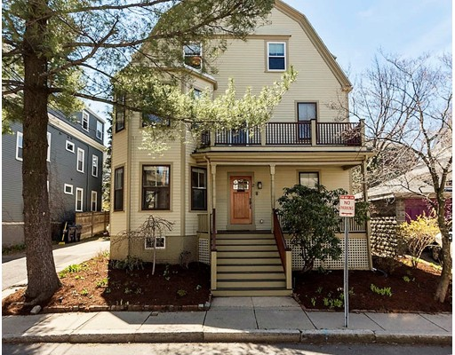 2 Ellsworth Park, Cambridge, MA 02139