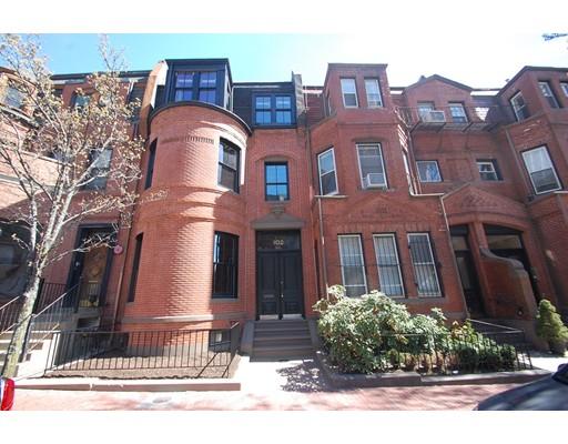 102 St Botolph Street, Boston, MA 02115
