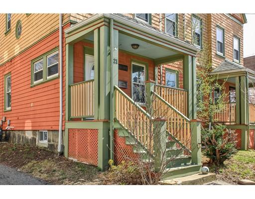 21 Beacon Street, Boston, MA 02136