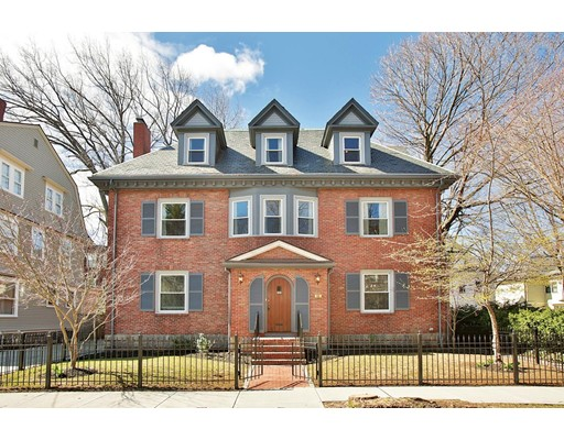 48 Manchester Road, Brookline, MA