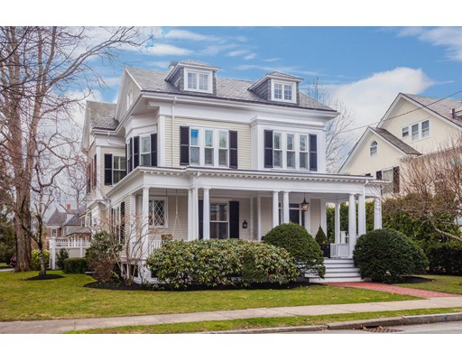 17 Central Street, Winchester, MA