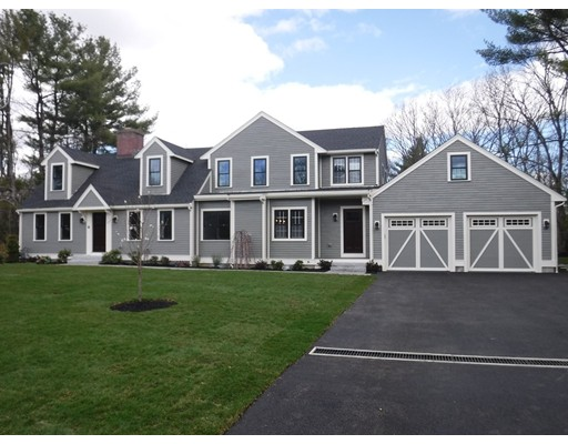 17 Longmeadow Road, Weston, MA
