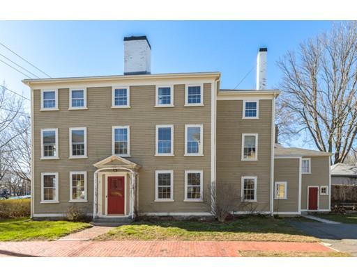1 Forrester Street, Salem, MA