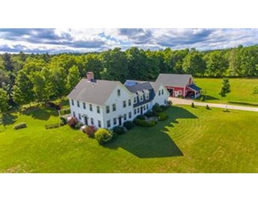 163 Huntington Road, Worthington, MA