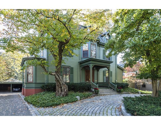 22 Craigie Street, Cambridge, MA