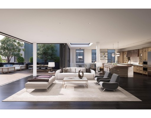 Condominium/Co-Op for sale in The Archer Residences, PH1 Beacon Hill, Boston, Suffolk
