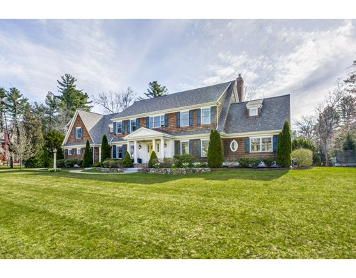 14 Hidden Springs Lane, Wayland, MA
