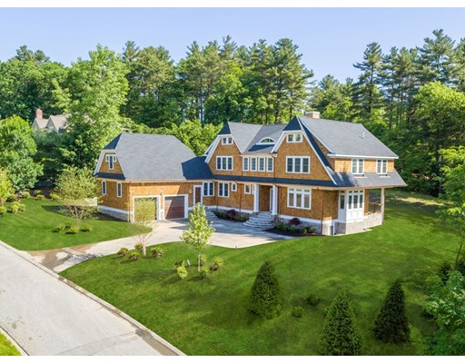 7 Cutters Bluff, Weston, MA