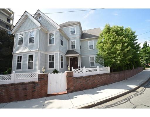 51 Sewall Avenue, Brookline, MA 02446
