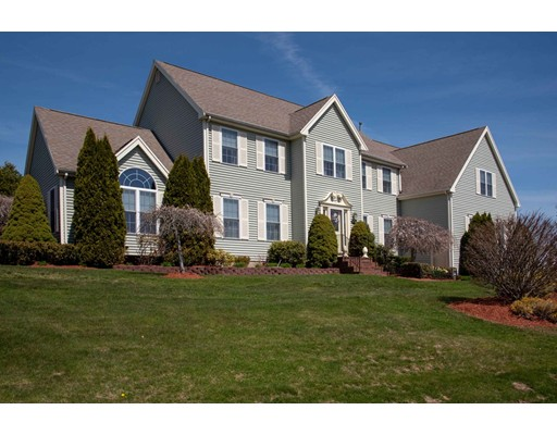 11 Copper Beech Circle, West Bridgewater, MA