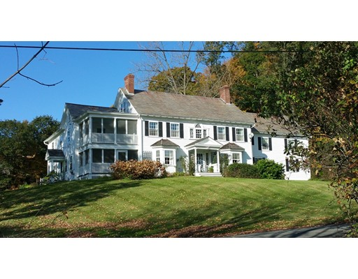 131 Emmet Road, Ashfield, MA