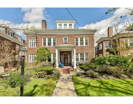 114 Addington Road, Brookline, MA 02445