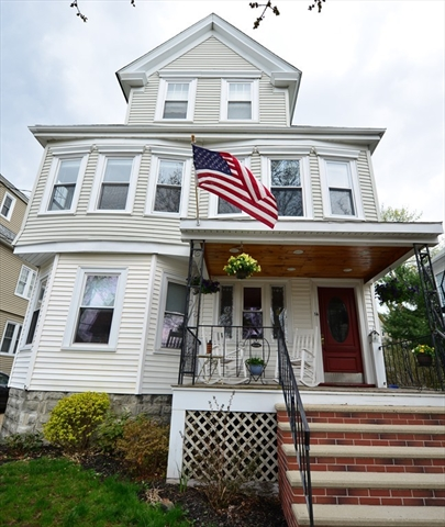 14 Marathon Street, Arlington MA Real Estate Listing | MLS