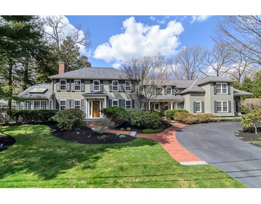66 Windsor Road, Wellesley, MA